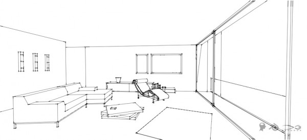 Scène Sketchup